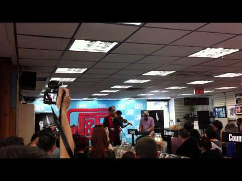 Peter Murphy -- A Strange Kind of Love -- J&R in-store signing
