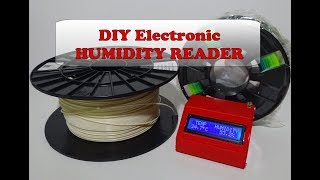 DIY Electronic Project - HUMIDITY READER - Cheap & Easy!!!