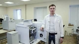 Газовый хроматограф ''Хромос ГХ 1000''. Техническое обслуживание