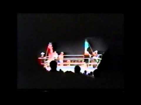 Catchen/Wrestling Dave Finley vs Brad Armstrong Bremen 03.12.95