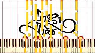 A Love for Life - Raja Rani - Piano Cover by John M Joshua