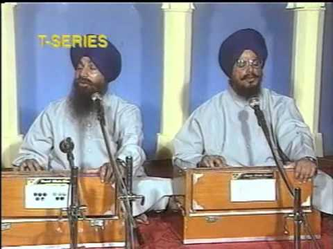 Bhai Surinder Singh Jodhpuri - Jin Ke Chole Ratrhe Pyare