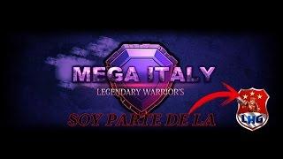 CLASH OF CLANS//MEGA ITALY VS BRAZIL TEAM 3