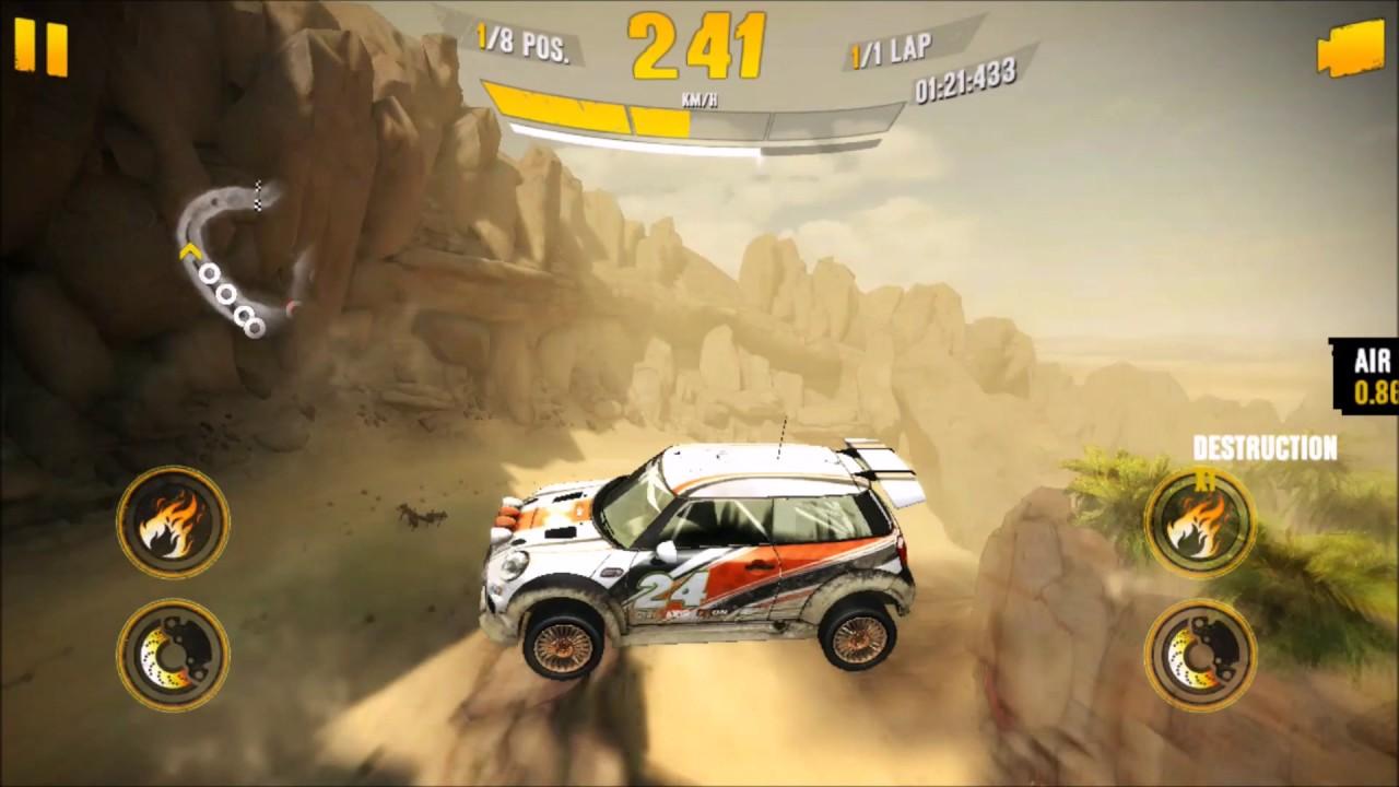 Resultado de imagen para Asphalt Xtreme: Rally Racing