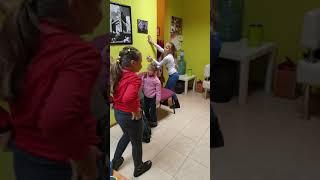 Открытый урок у младших школьников 20 сентября 2019 г.  Видео 3