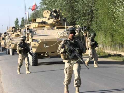 Sabaton - In The Army Now   Polish Army