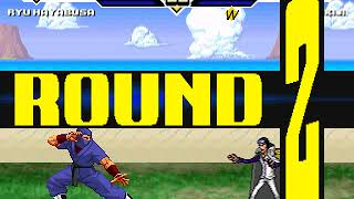 Awesome Mugen Federation 732 Ryu Hayabusa vs Admiral Aokoji aka Kuzan