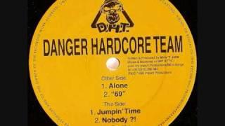 danger hardcore team - alone
