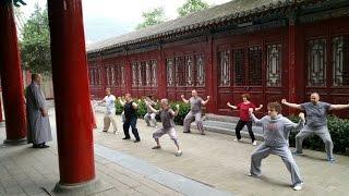 Учебные туры в Шаолиньский монастырь.(На протяжении многих лет Центр