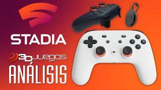 Análisis de STADIA ¿Funciona el juego en streaming de Google?