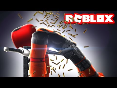 DEADPOOL 2 IN ROBLOX