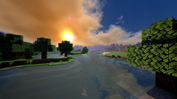 top 25 ultra realistic shaders for minecraft pe 116