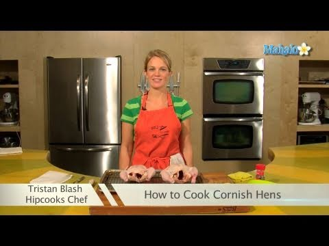 How To Cook Cornish Hen
