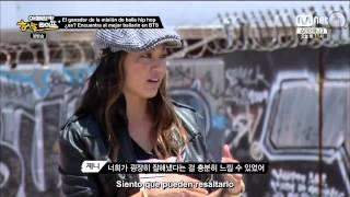 [SUB ESPAÑOL] BTS American Hustle Life ep. 3 6/6