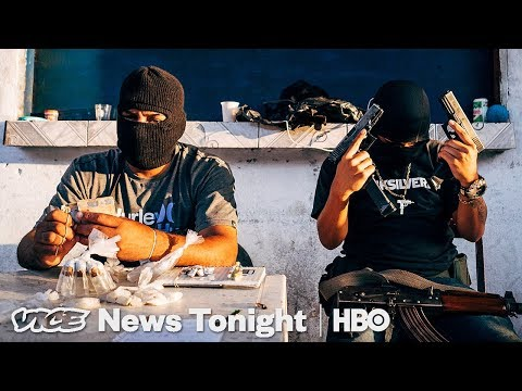 Brazil's War On Guns & Anti-Alcohol Crusaders: VICE News Tonight Full Episode (HBO)