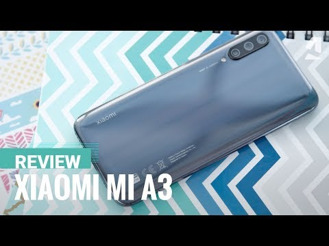 Xiaomi Mi A3 review - GSMArena com tests
