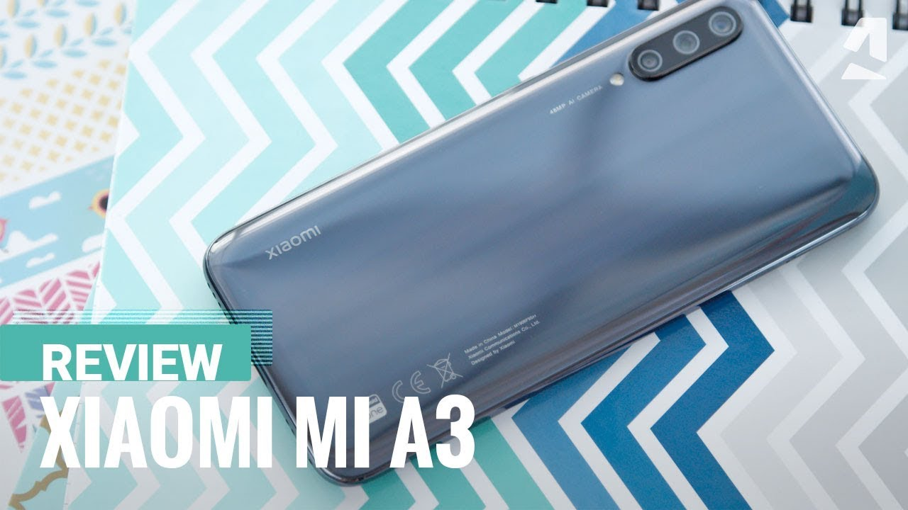 Xiaomi Mi A3 - Full phone specifications