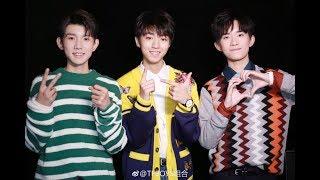[VIETSUB] [SoDeep] TFBOYS trả lời phỏng vấn sau hậu trường Đêm ca nhạc mừng năm mới Đài Hồ Nam 2018 thumbnail