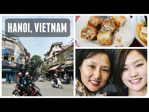 Vietnam Diary | Hotel in Hanoi, Bun Cha, Duty Free Haul