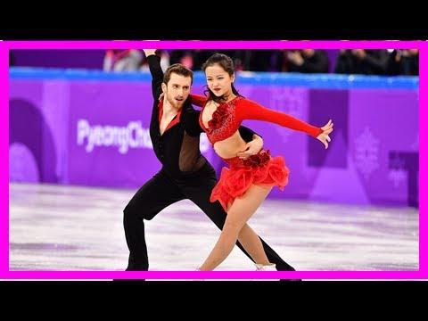 [Breaking News]Olympics 2018: South Korea's Yura Min & Alexander Gamelin Skate to 'Despacito'