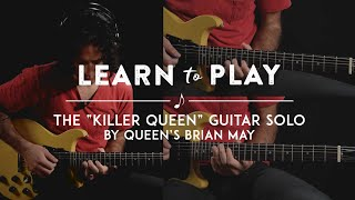 "Learn to Play the ""Killer Queen"" Guitar Solo by Queen"