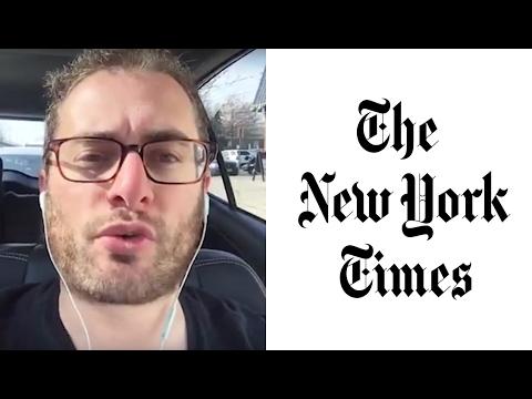 Jordan DEBUNKS New York Times' AWFUL DAPL Coverage