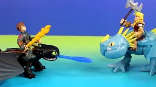 Dragons Toothless Hiccup Astrid ❥  Drago War Machine ❥  Thomas and friends cool toys