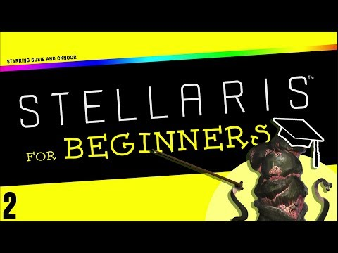 How to Play Stellaris - Stellaris for Beginners [#2] (Planets, Resources, Traditions, Leaders, UI)