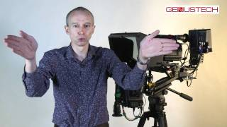 GenusTech Guide to 3D production: Part 2, The screen, 3D space and disparity.