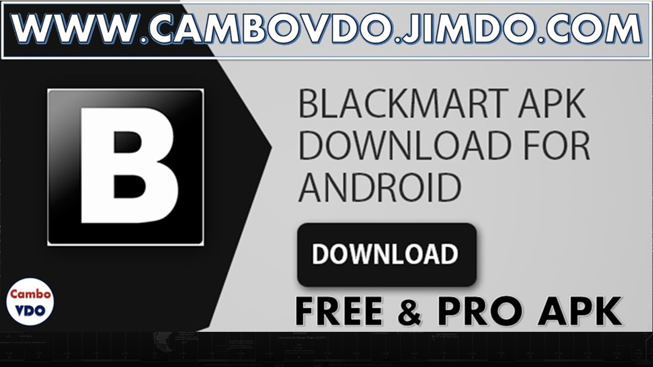 How to download Pro Apk app in Blackmart HD 2017 - YouTube