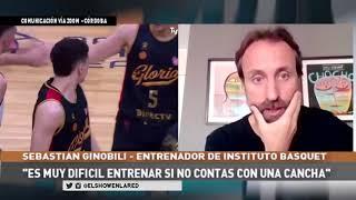 Sebastian Ginobilli en El Show En La Red 08 06 2020