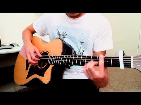 【Vocaloid】post-script (Solo guitar)