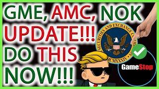 GAMESTOP STOCK LIVE HUGE SEC UPDATE! AMC, NOKIA & GAMESTOP STOCK EXPLAINED NEWS & ANALYSIS (