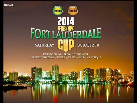 IFBB Pro Fort Lauderdale Cup. Men's Physique