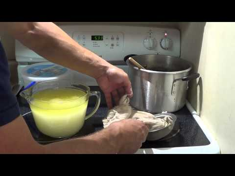 How to make beef tallow (wet method) - HD