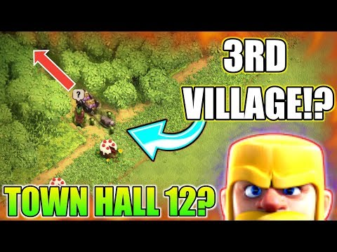 NEXT UPDATE ; 3RD VILLAGE OR TOWN HALL 12? | LET'S TALK ABOUT IT |