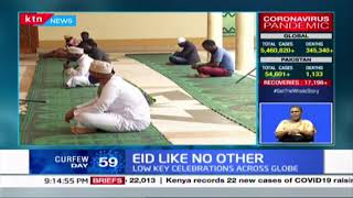 Eid-ul-Fitr like no other as Muslims stay indoors