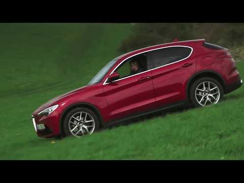 Motoring 24.6.2017 : Alfa Romeo Stelvio v prvom domácom teste a Mitsubishi ASX