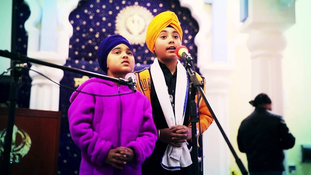 Mata Gujri Ji's Message to the Sahibzade - Poem by Sikh Kids