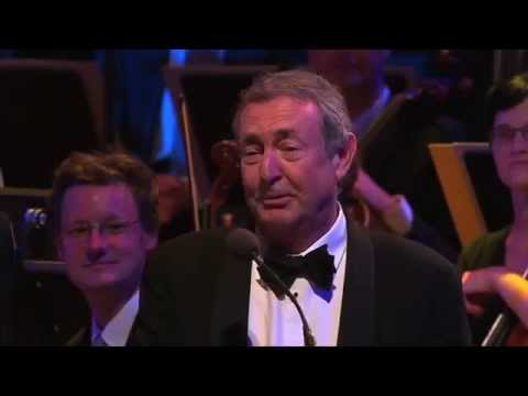 Pink Floyd's thank you speech after receiving the Polar Music Prize