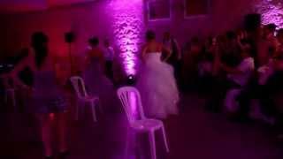 Ouverture de bal mariage de folie, oriental, pulp fiction, men in black, lmfao, grease 2014
