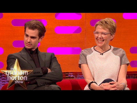 Annette Bening Received a Lovely Gift from Whoopi Goldberg  The Graham Norton