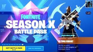 "[🎣 ASMR ↪ Fortnite] - ""🎮 Season X Battle Pass!"""