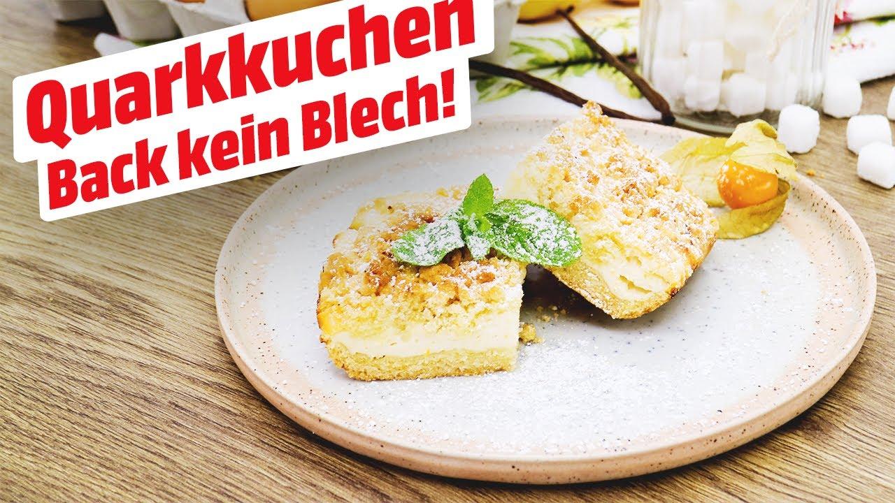 Quarkkuchen Vom Blech Schnell Und Einfach Koch Mit