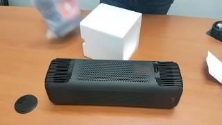 Roidmi P8s Car Air Purifier    Unboxing    Carbuyer Singapore