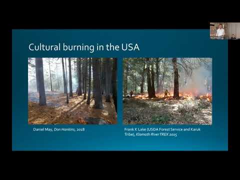 Daniel May – Violence, bushfire, and Indigenous burning practices