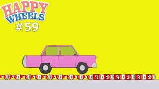 Happy Wheels Part 59 - SIMPSONS ROAD RAGE