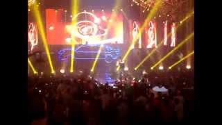 "Tamer Hosny 2Deal Concert ""Telephony Ran"""