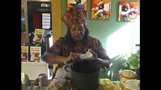 Dathys Sweet Potato Pie