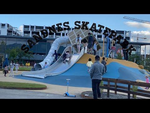 Sandnes SkatePark || Norway